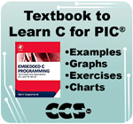 Textbook to Learn C for PIC