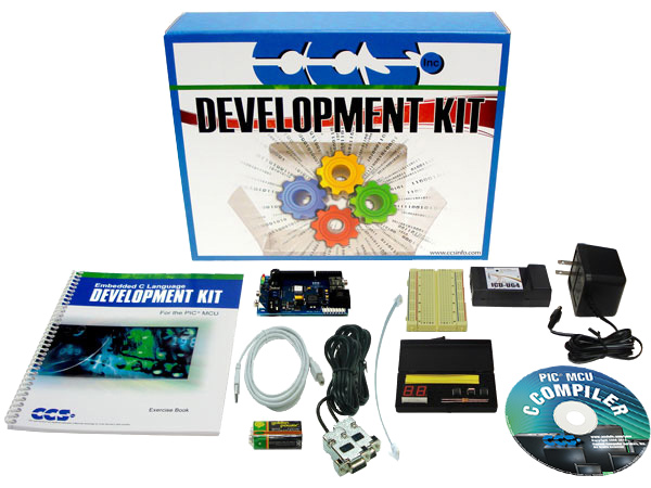 PIC24EP Development Kit