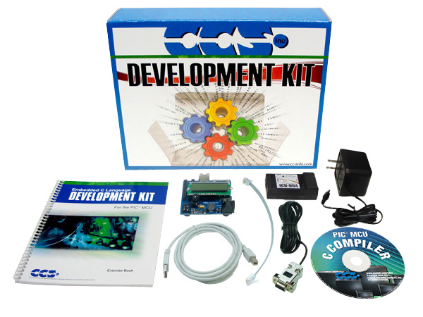 3.3V Embedded Ethernet Development Kit