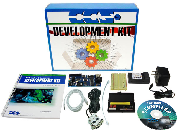 PIC18F8722 Development Kit