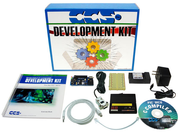 PIC16F887 Development Kit
