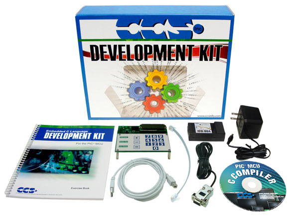Capacitive Touch Development Kit