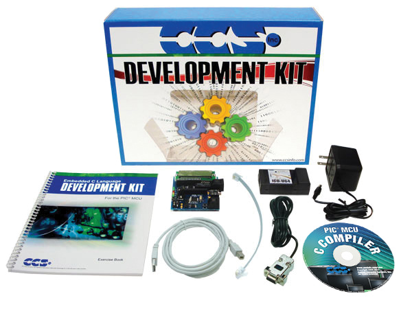 Embedded Ethernet Development Kit