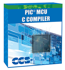 CCS, Inc  - PCH Command-line C Compiler for Microchip PIC18