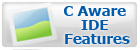 C Aware IDE Features