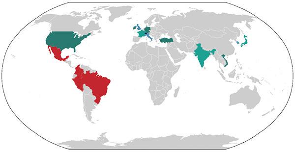CCS, Inc  - World Wide Distributors