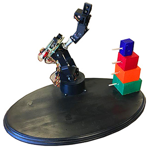 Robot Arm with Blocks
