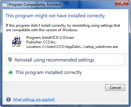 Windows 7 - Reinstall USB Drivers