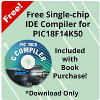 Free Single-chip Compiler Included with Book