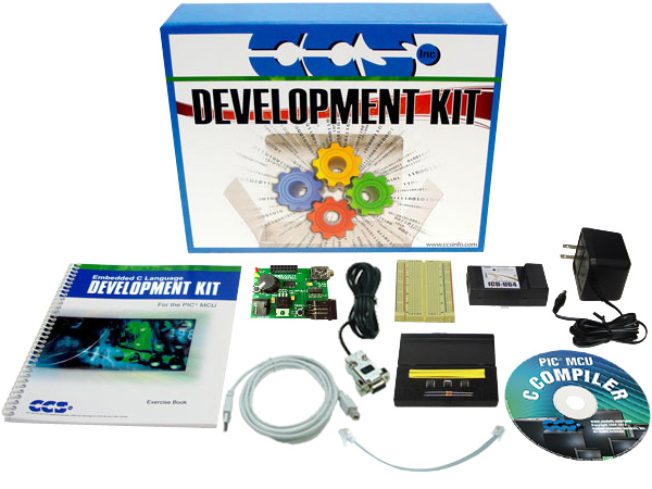 PIC16F1825 Development Kit