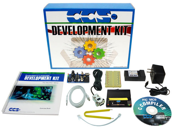 PIC12F683 Development Kit