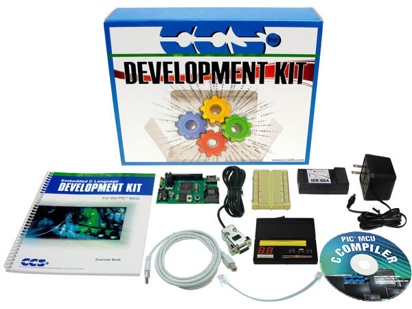 PIC16F877A Development Kit