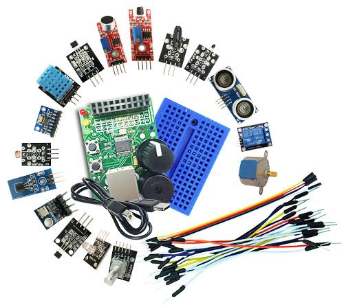 ccs inc sensors explorer kit