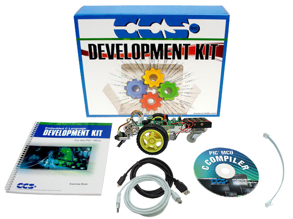 Robot Car Development Kit