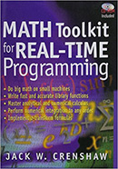 Math Toolkit for Real-Time Programming at Amazon
