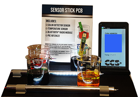 Lab Stir Stick Sensor