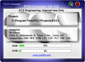 pcwh pic c compiler