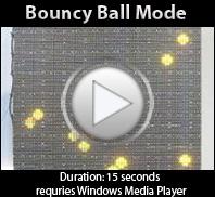 Bouncy Ball Mode Video